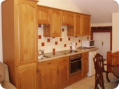 Gallaber Farm - Holiday Cottage - Kitchen