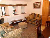Gallaber Farm - Holiday Cottage - Lounge
